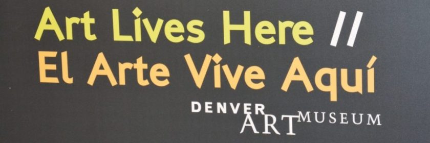 Art Lives Here: Denver Art Museum